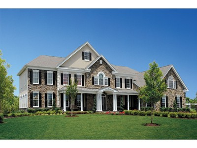 Single Family for sales at Dominion Valley Country Club - Estates - Hampton 5300 Merchants View Square Haymarket, Virginia 20169 United States
