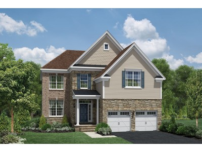 Single Family for sales at Loudoun Valley - The Glen - Yates 42973 Southview Manor Dr Ashburn, Virginia 20148 United States