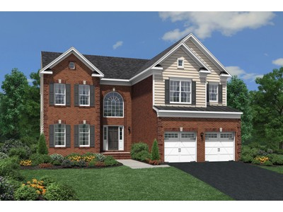 Single Family for sales at Loudoun Valley - The Glen - Richmond Ii 42973 Southview Manor Dr Ashburn, Virginia 20148 United States
