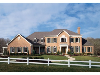 Single Family for sales at Shenstone Reserve - Coventry 17862 Running Colt Place Leesburg, Virginia 20175 United States
