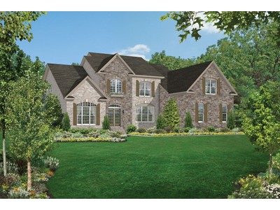 Single Family for sales at Lenah Mill - The Executives - Waterford Ii 24325 Eagles Landing Place Aldie, Virginia 20105 United States
