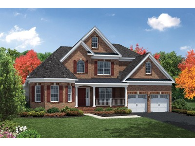Single Family for sales at Lenah Mill - The Carolinas - Princeton Ii 24305 Sparrow Pond Court Aldie, Virginia 20105 United States