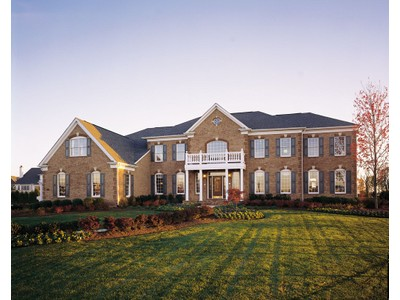 Single Family for sales at Patuxent Chase - Hampton 11502 Fox River Drive Ellicott City, Maryland 21042 United States