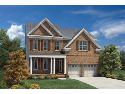 Single Family for sales at Arundel Forest - The Glen - Woodstock 1647 Disney Road Severn, Maryland 21144 United States