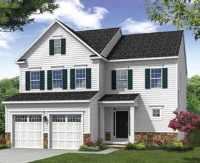 Single Family for sales at Chapel Glen - Cottage Grove Waugh Chapel Rd. & Sage Dr. Odenton, Maryland 21113 United States