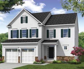 Single Family for sales at Creekside At Osprey Landing - Cottage Grove Osprey Landing Ct. & Salt Grass Dr. Glen Burnie, Maryland 21060 United States