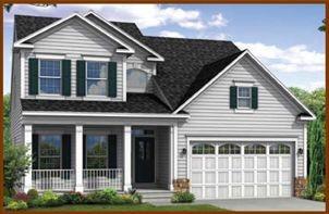 Single Family for sales at Osprey Landing - Ellicott Ii 7425 Osprey Landing Drive Glen Burnie, Maryland 21060 United States