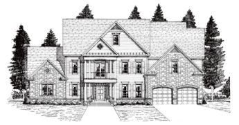 Single Family for sales at Preserve At Clarksville - Canterbury 6215 Heather Glen Way Clarksville, Maryland 21029 United States