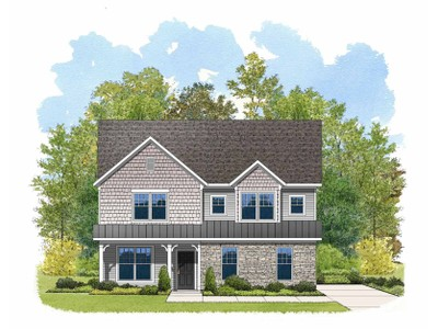 Single Family for sales at Honeycutt Landing - Davidson 1409 Black Spruce Way Willow Spring, North Carolina 27592 United States