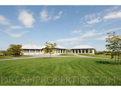 Single Family Home for sales at CONTEMPORARY MASTERPIECE 3747 McTeer Road Ottawa, Ontario,K4C1J4 Canada
