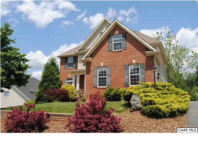 Single Family Home for sales at Lot 44, Phase 3, Fontana 2313 Treviso Ln Charlottesville, Virginia 22911 United States