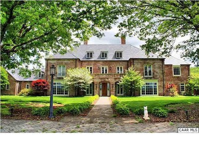 Single Family Home for sales at White Hart Farm 5785 Stony Point Rd Barboursville, Virginia 22923 United States
