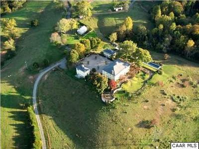 Single Family Home for sales at Rivanna Farm 1859 Rivanna Farm Charlottesville, Virginia 22911 United States