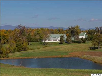 Land for sales at 1575 Ingleridge Farm  Charlottesville, Virginia 22901 United States