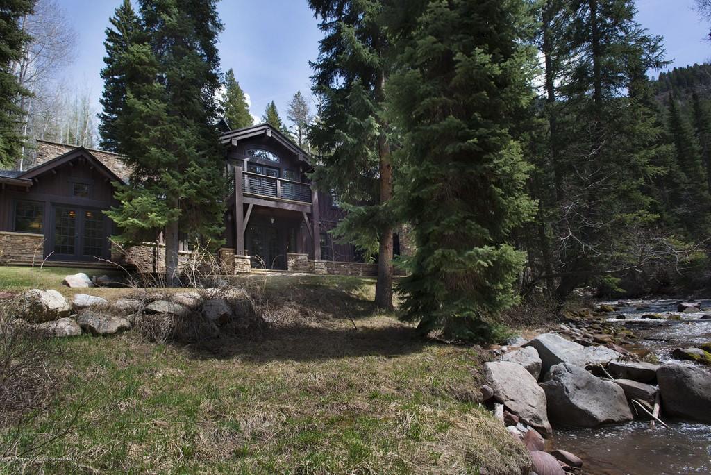 1819 Maroon Creek Road, a Luxury Home for Sale in Aspen, Colorado - 138705  | Christie's International Real Estate