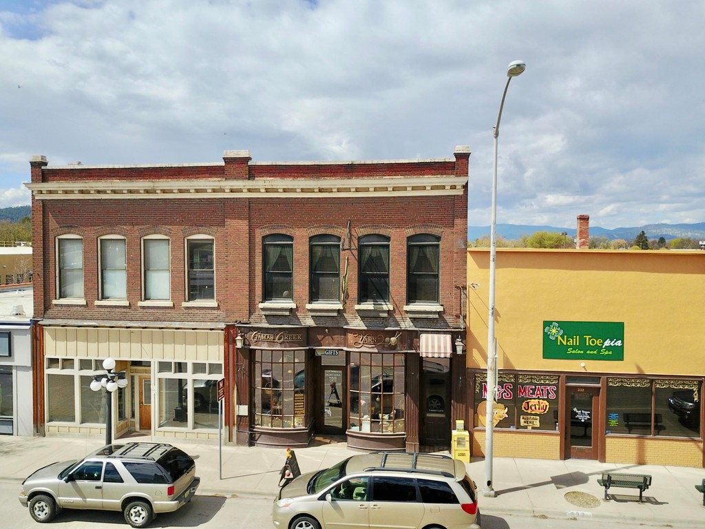 338 South Main Street Kalispell Montana 59901 Commercial For Sale