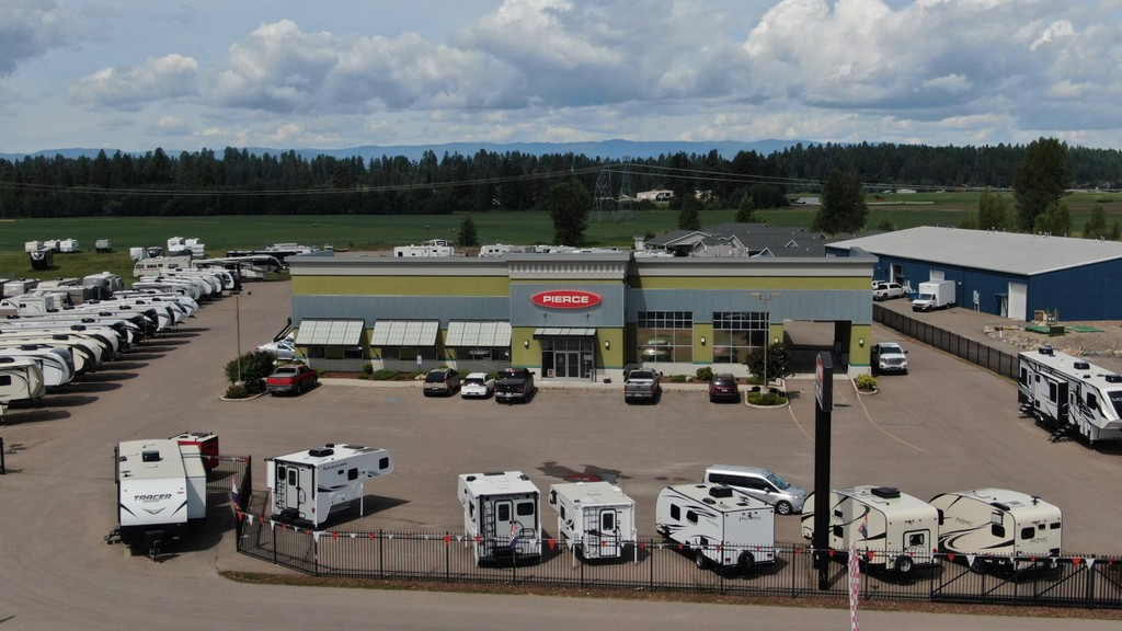 3140 U S Hwy 2 East Kalispell Montana 59901 Commercial For Sale