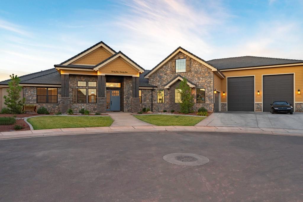 4595 Homestead Court Washington Utah 84780 Single Family Homes for Sale