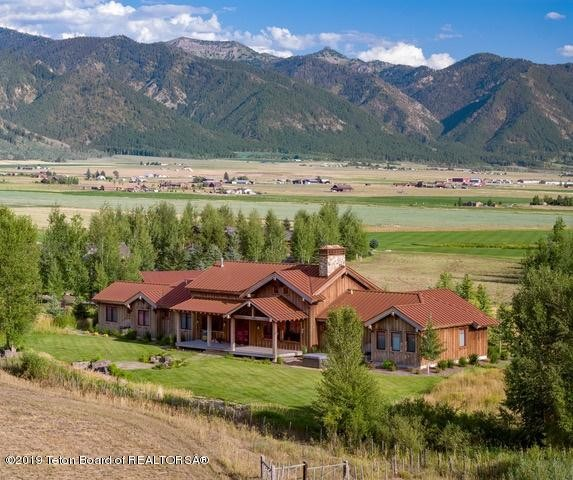 169 creekside ct freedom, wy a luxury single family home for sale in freedom, wyoming property id 19-2890 christie s international real estate