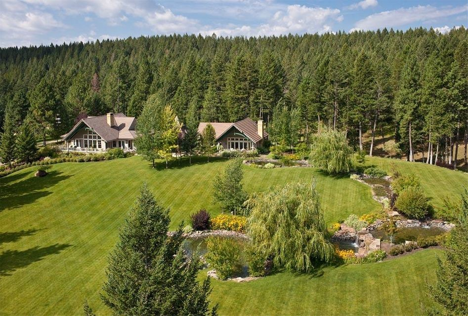 38 Rocking Horse Ridge: a luxury home for sale in Columbia Falls, Flathead  County , Montana - Property ID:21805987 | Christie's International Real
