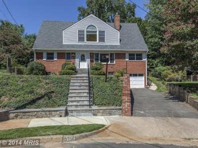 Single Family Home for sales at 5801 37TH ST N  Arlington, Virginia,22207 United States