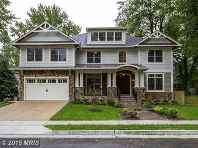 Single Family Home for sales at 5812 37TH ST N  Arlington, Virginia,22207 United States