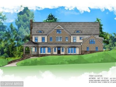 Single Family Home for sales at 8908 BURDETTE RD  Bethesda, Maryland,20817 United States