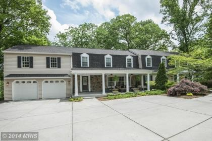 Single Family Home for sales at 8008 THORNLEY CT  Bethesda, Maryland,20817 United States