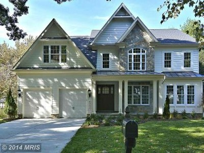 Single Family Home for sales at 6303 MAIDEN LN  Bethesda, Maryland,20817 United States