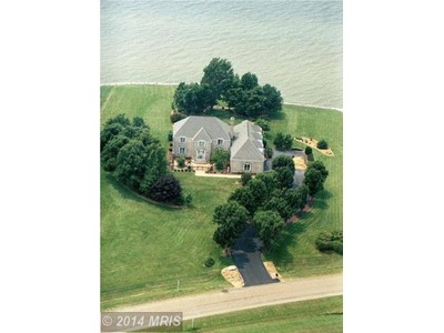Single Family Home for sales at 2848 COX NECK RD  Chester, Maryland,21619 United States