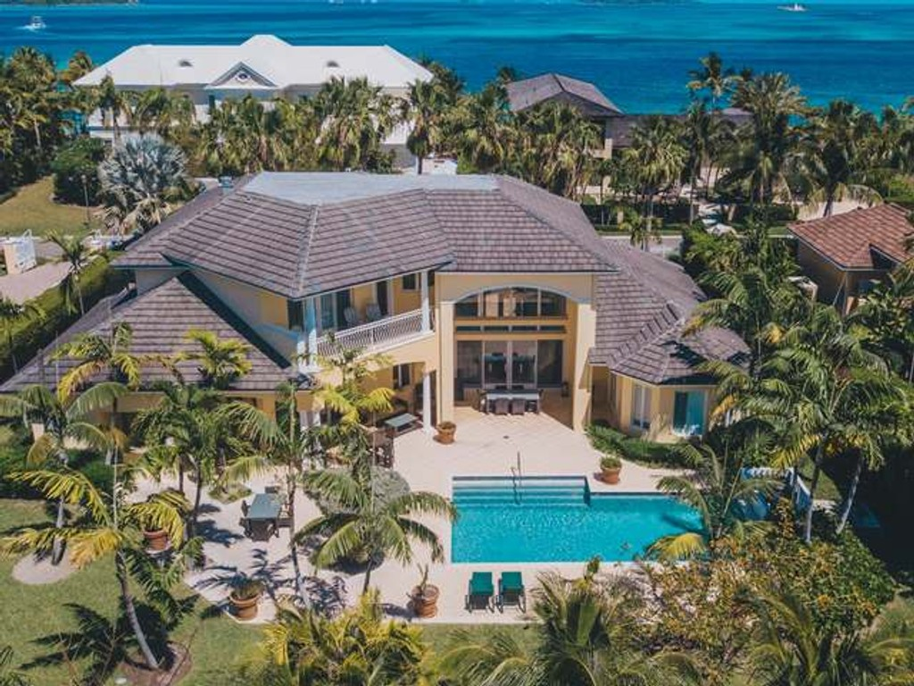 Ocean Club Drive Paradise Island Nassau And Paradise Island Single Family  Homes for Rent