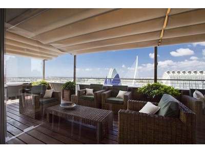 Apartments / Flats for sales at Luxury Penthouse for sale in Valencia Avenida Francia Valencia, Spain