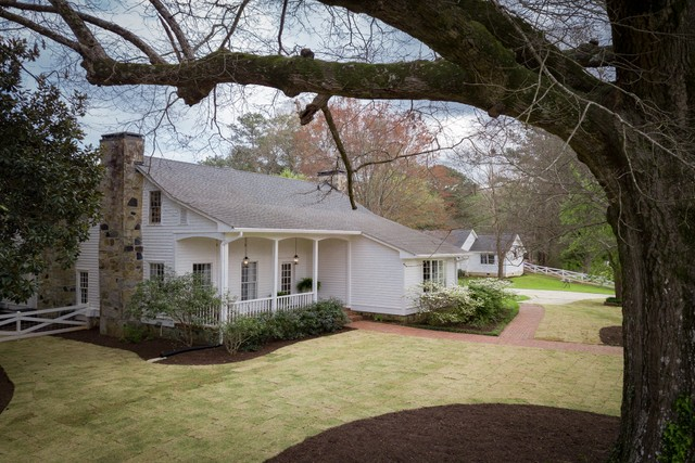 Exquisite Historical Country Estate with Guest House and Bunk Cabin,  Newnan, Georgia 30263 | For Sale