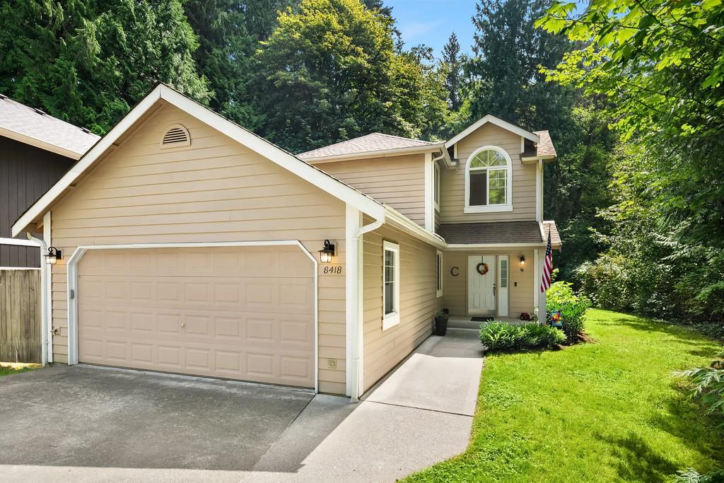 8418 1st Street Southeast Lake Stevens Washington 98258 Single Family Homes  for Sale