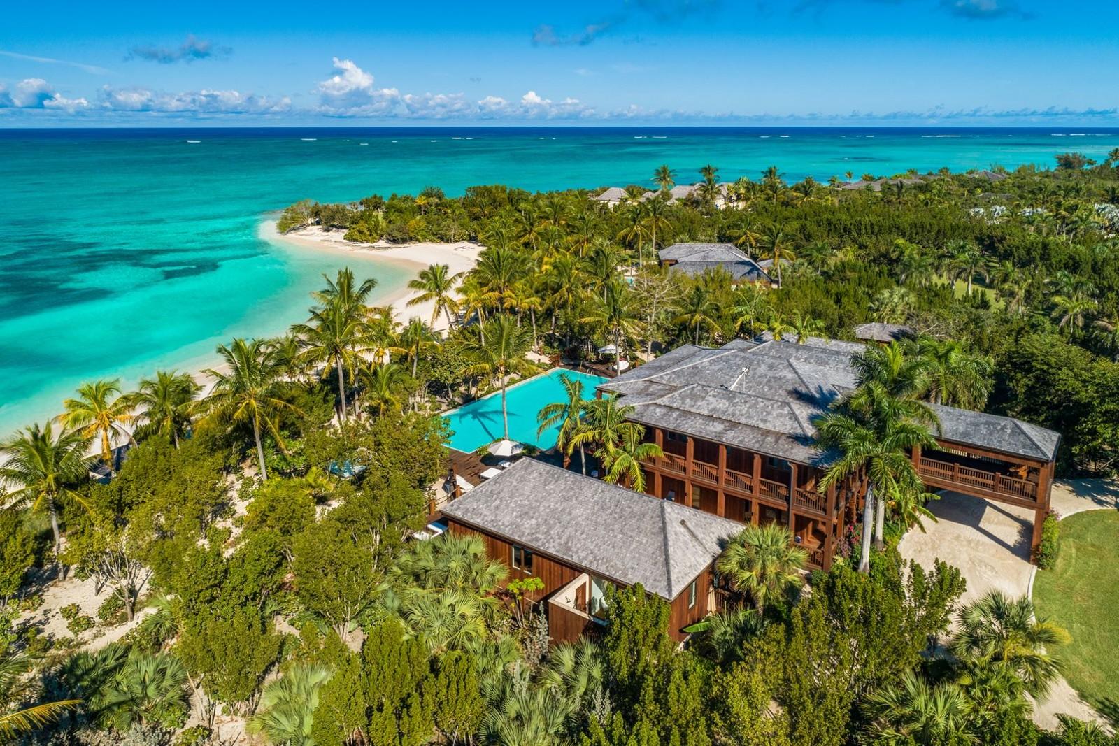 Steracteur Bruce Willis verkoopt zijn mega-villa op de Antillen voor $33 miljoen