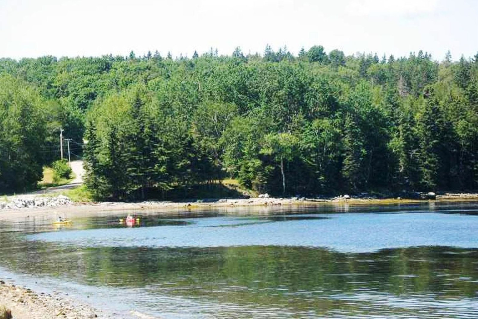 Land for Sale at M35L3C Meadow Pond Road Islesboro, Maine 04848 United States