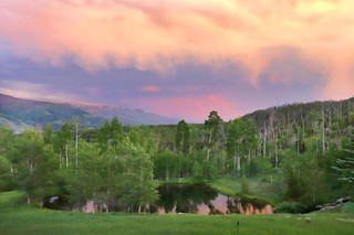 1800 Triple Creek Ranch Road Silverthorne Colorado 80498 Farm / Ranch /  Plantation for Active