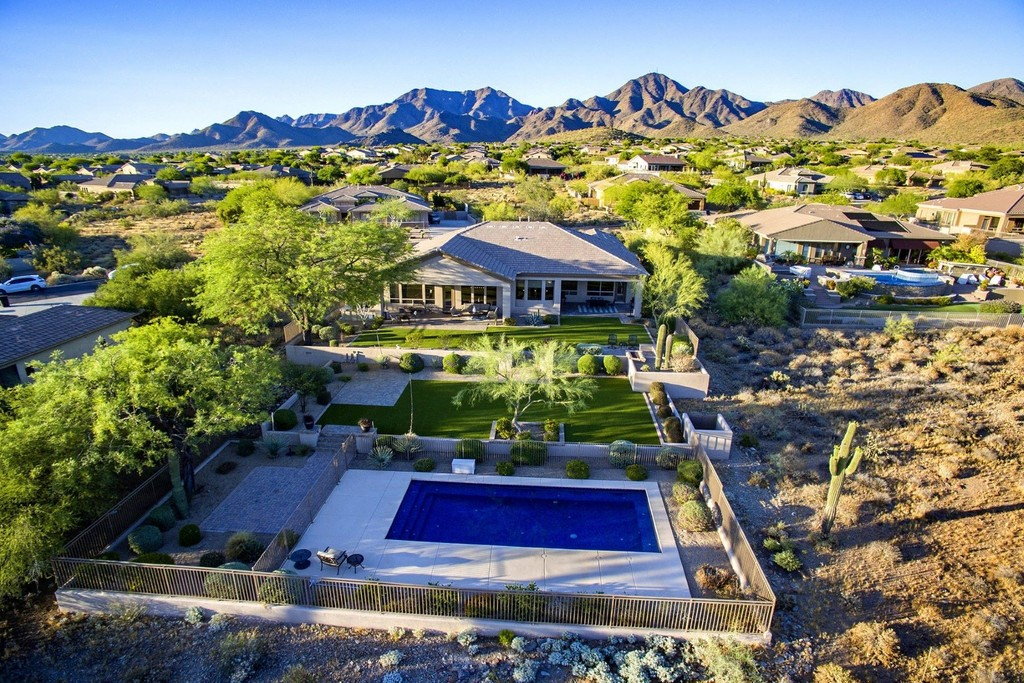 Gabriels Technology Solutions This Beautiful Home Situated On An Acre In Gated Sonoran Estates Has Been Completely Remodeled 400k From Top To