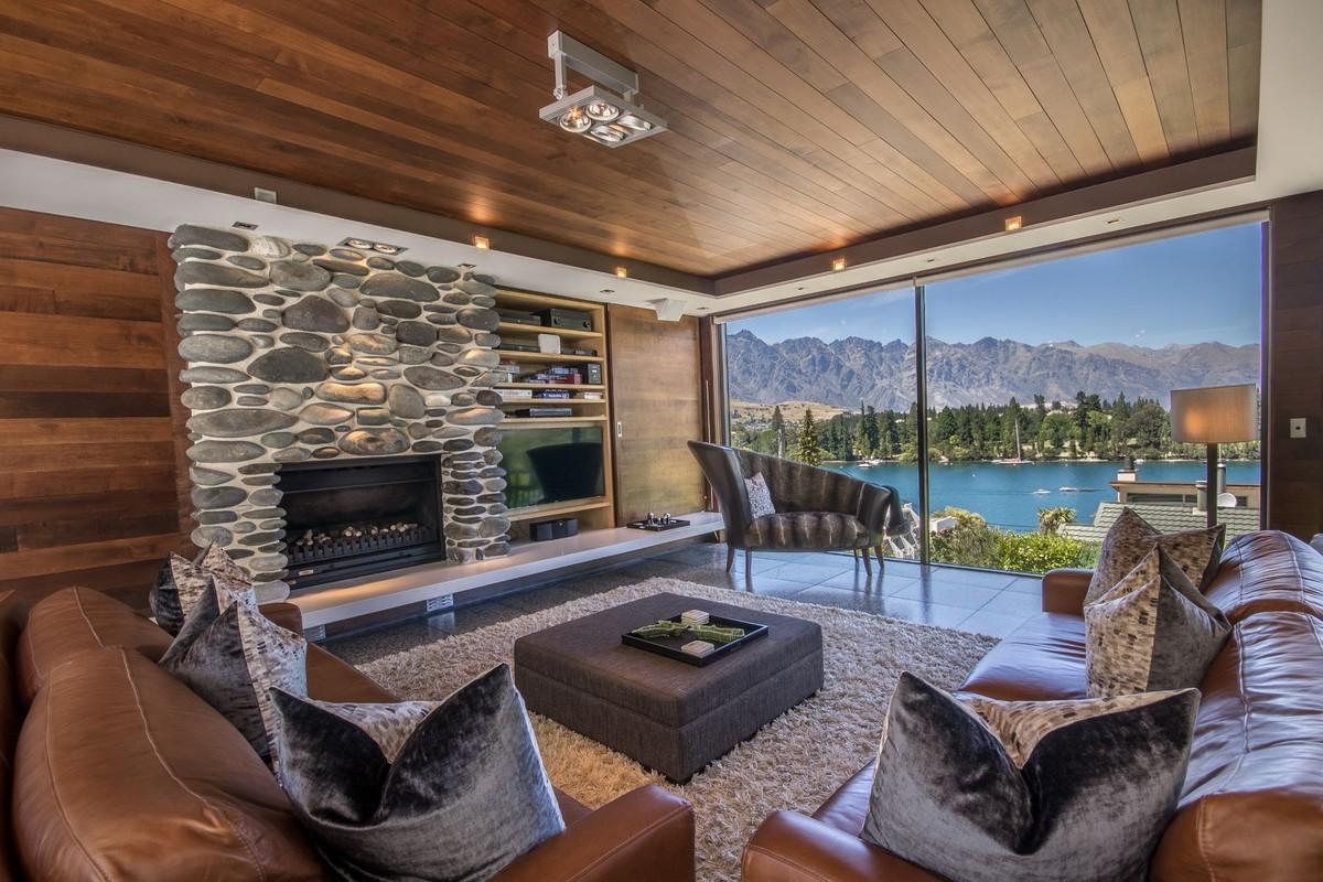 42b Man Street Queenstown Otago New Zealand Luxury Home Rental