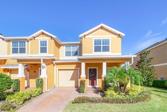 1277 Honey Blossom Dr Orlando Florida 32824 Townhouses A La Venta