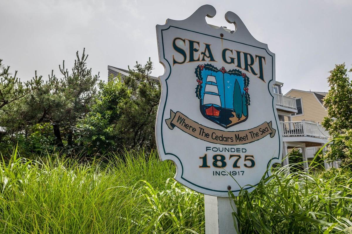 401 Philadelphia Boulevard Sea Girt, New Jersey, United