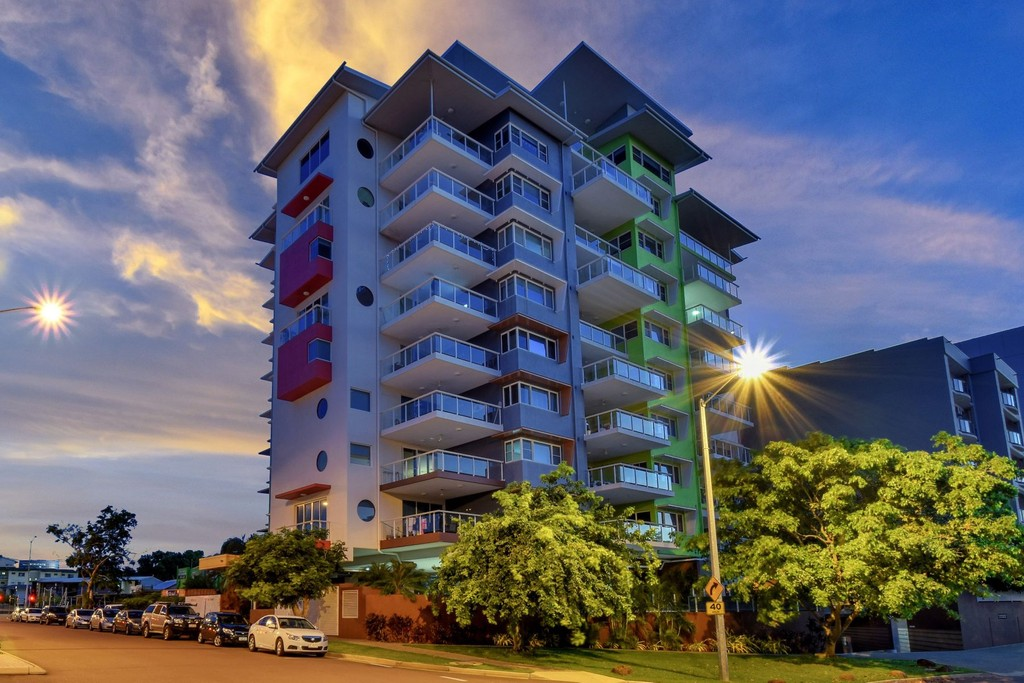 Apartment For At Stylish Inner City Darwin Northern Territory Australia