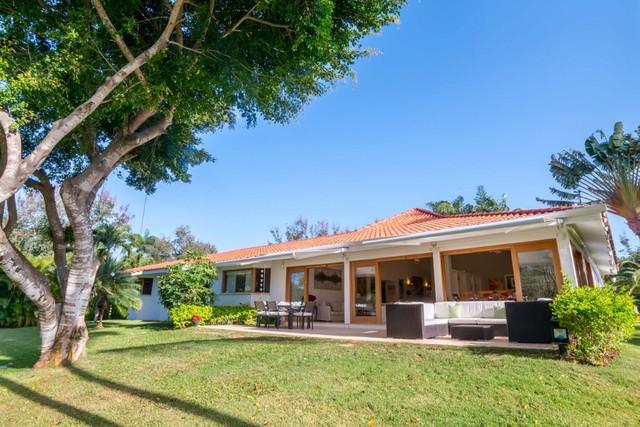 Golf Villa 146 Casa De Campo La Romana Single Family Homes For Sale