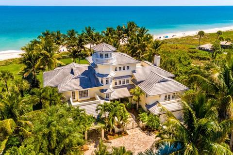 Inium For At Magnificent Oceanfront Estate 960 Reef Road Vero Beach Florida