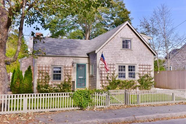 17 Milk Street Nantucket Massachusetts 02554 single family homes for Sale