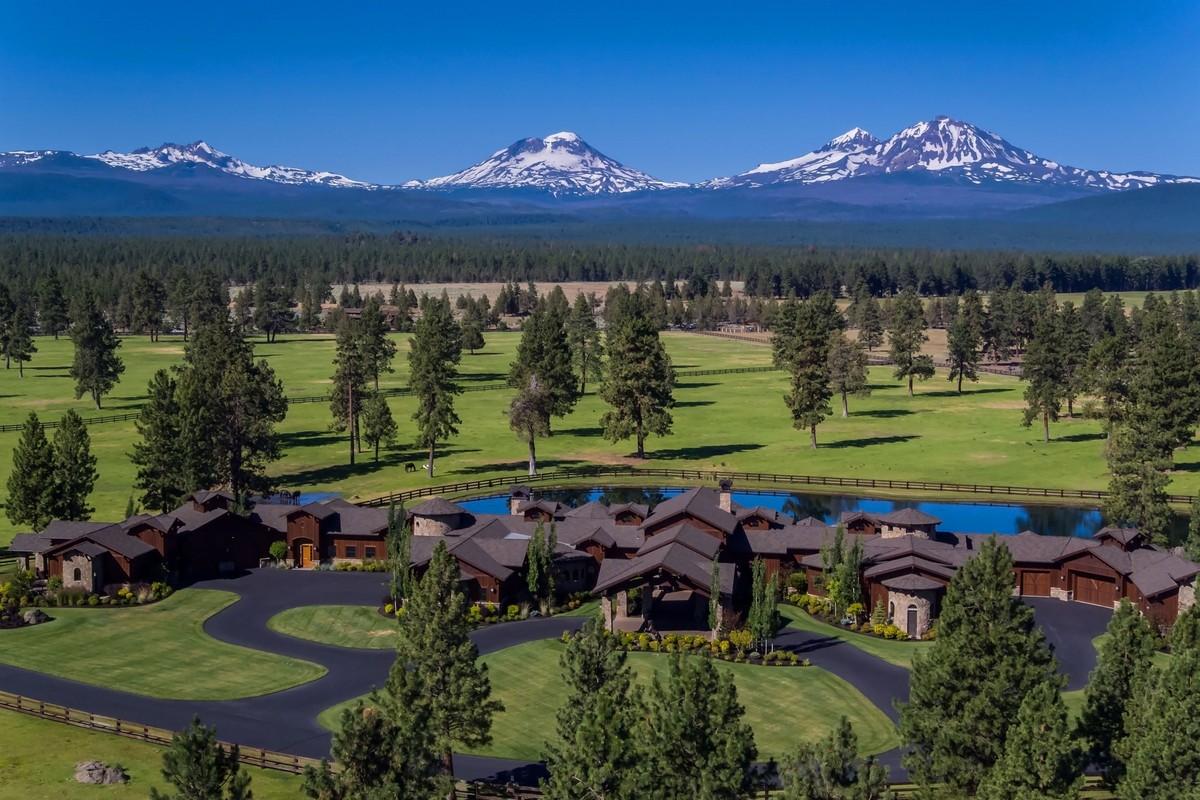 16400 Jordan Road Sisters, Oregon, United States – Luxury