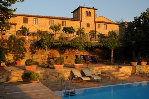 Homes For Sale: Chianti, Italy