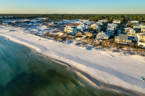 Single Family Home for sale at Gulf Front Property in Grayton Beach 79 Lupine Road,