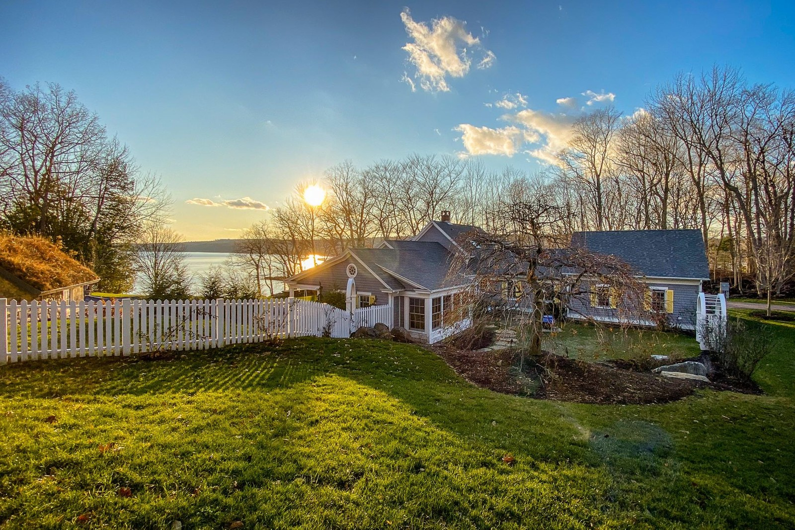 Single Family Homes for Sale at 100 Beauchamp Point Road Rockport, Maine 04856 United States