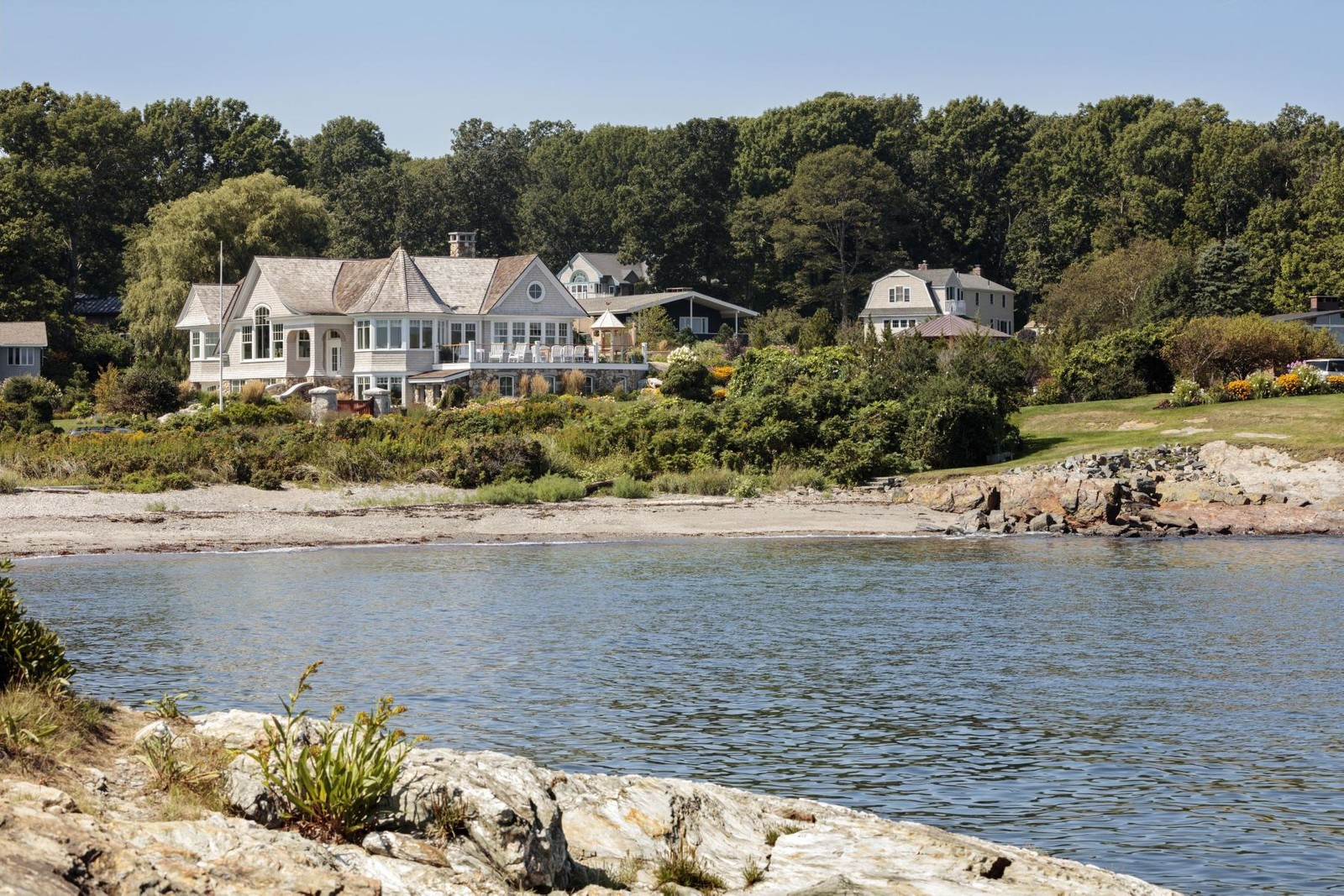 Single Family Homes for Sale at 21-15 Reef Road Cape Elizabeth, Maine 04107 United States